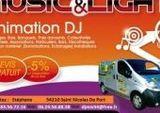 Annonces Animateur DJ sonorisation mariage et location en lorraine 54